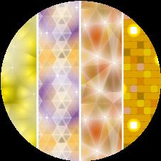 Sparkle pattern